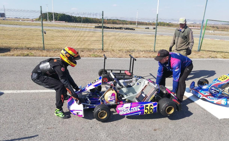Команда Tula Racing Team стала триумфатором этапа чемпионата Черноземья по картингу