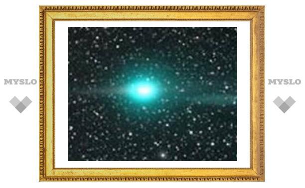Необычная комета Lulin максимально приблизится к Земле