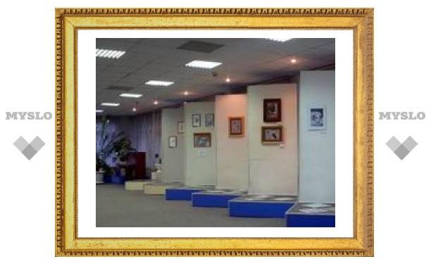 В Туле пройдет выставка Валерия Власова