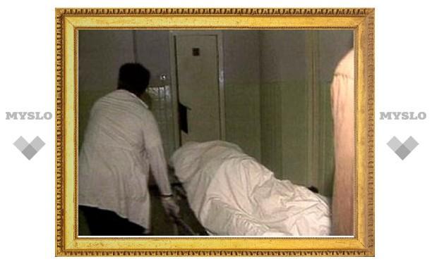 В Криволучье убили мужчину