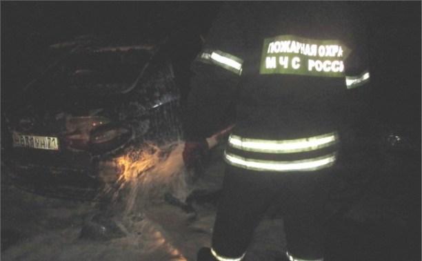 50% горящих в Туле машин – поджоги