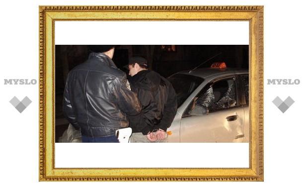 На праздники в Туле угнали две машины