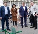 Алексей Дюмин принял участие в праздничных гуляниях