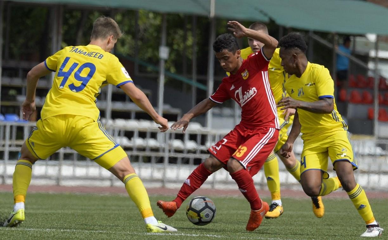 Молодежка «Арсенала» уступила на выезде «Ростову»