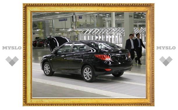 Hyundai не будет наращивать производство в России