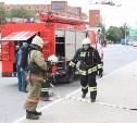 Спасатели провели учения на Московском вокзале в Туле