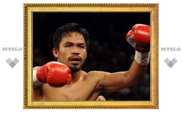 Лучший боксер мира выбрал соперника
