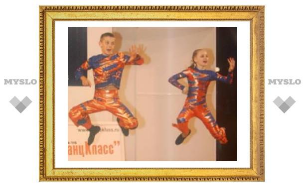 Тульские танцоры остановились в шаге от пьедестала