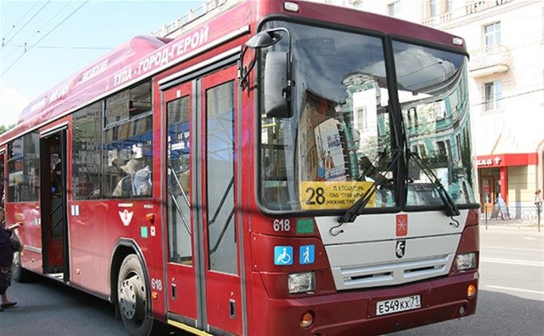 В Туле из-за коронавируса сократят количество единиц общественного транспорта