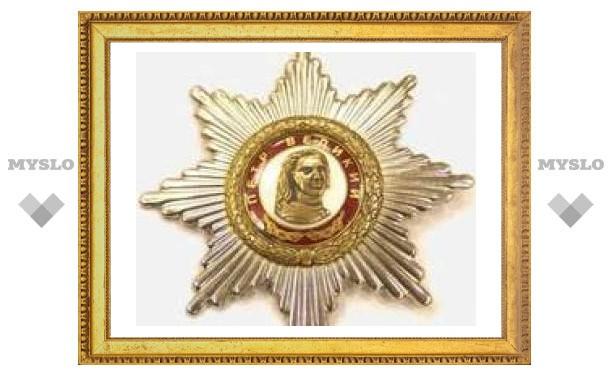 60 кадетов приняли присягу