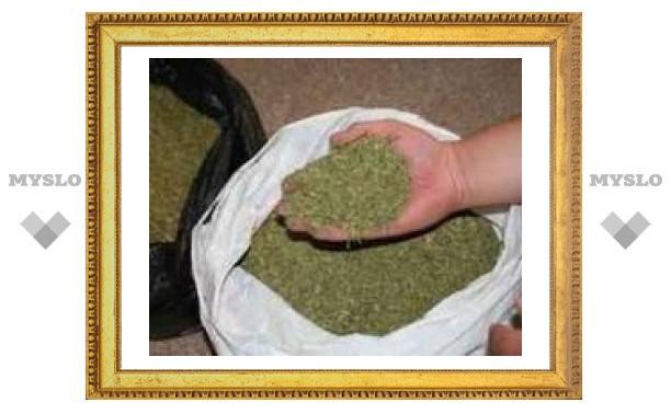 В Туле изъяли 70 кг наркотиков