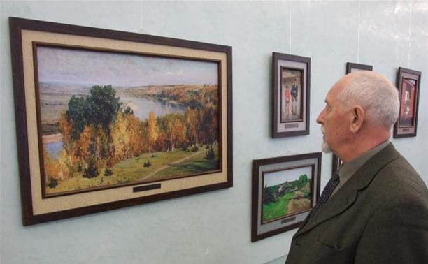 В Госдуме открылась выставка «В.Д. Поленов и ученики»