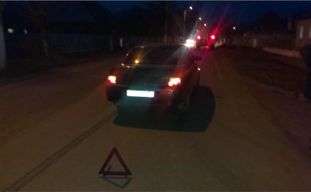 В Киреевске 9-летний мальчик попал под колёса «десятки»