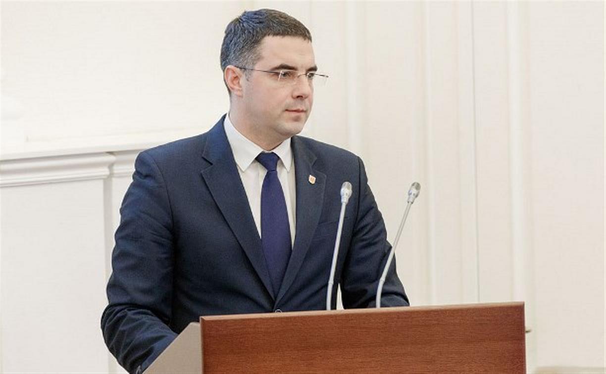 Алексей Эрк покинул пост министра здравоохранения Тульской области