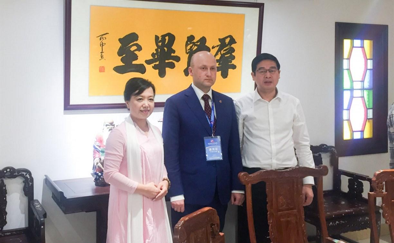 Члены правительства Тульской области находятся с деловым визитом в Китае