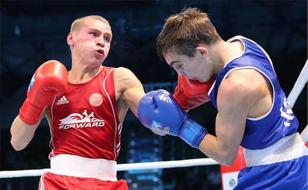 Тульский боксёр Рашад Гасанов победил на турнире в Белгороде