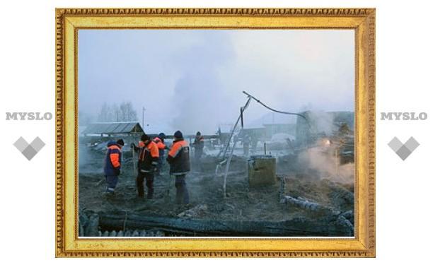 Виновники пожара с 23 жертвами получили условные сроки