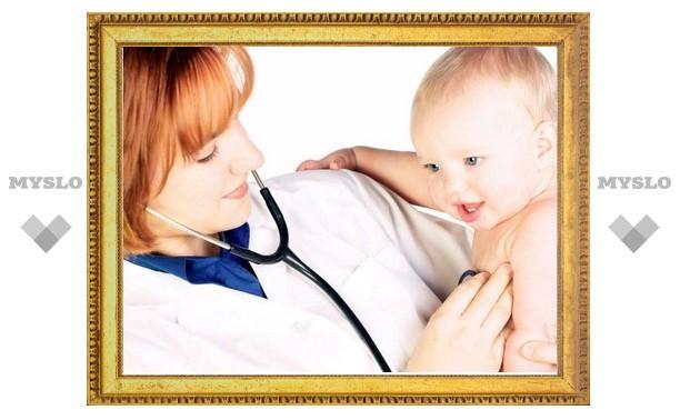 В Тульской области открылось детское медицинское учреждение европейского уровня