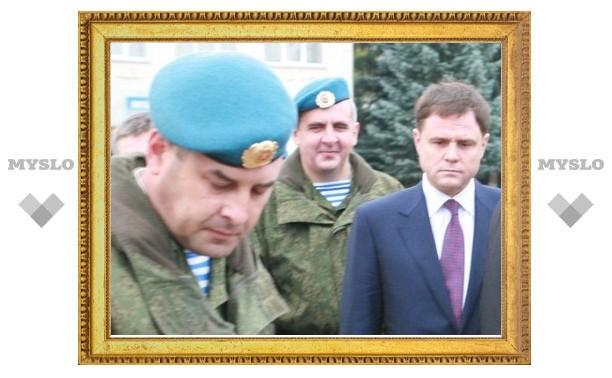 Владимир Груздев снялся в телепередаче