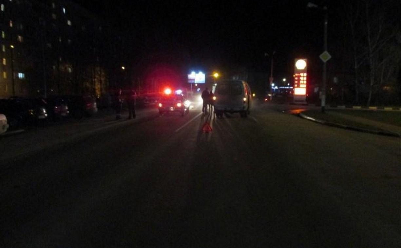В Алексине мужчина попал под колеса ГАЗели