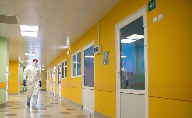 В Тульской области 77 новых случаев коронавируса