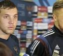 Зенитовцы Дзюба и Новосельцев готовятся к переходу в тульский «Арсенал»
