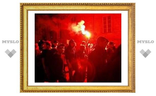 За ночь задержаны 100 участников беспорядков во Франции