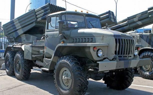 Тульские РСЗО «Торнадо-Г» поступят на вооружение мотострелковых войск Бурятии