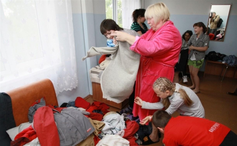 В Туле собирают вещи для пострадавших при наводнении в Забайкалье