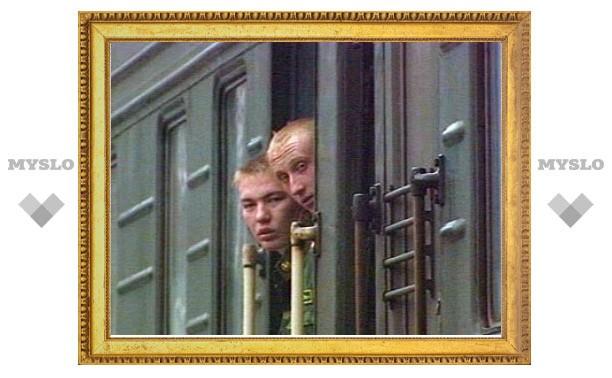 Минобороны опровергло информацию об отправке призывников в Чечню