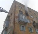 Утром в Ефремове женщина спалила квартиру