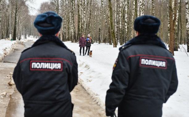В Комсомольском парке прошёл рейд по выявлению собачников-нарушителей