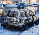 Водителю сгоревшего на Зеленстрое в Туле «Опеля» потребовалась медицинская помощь