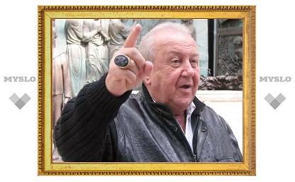 В Тулу приедет Зураб Церетели