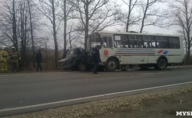 Пассажир разбившегося ПАЗа рассказал об аварии под Бородино