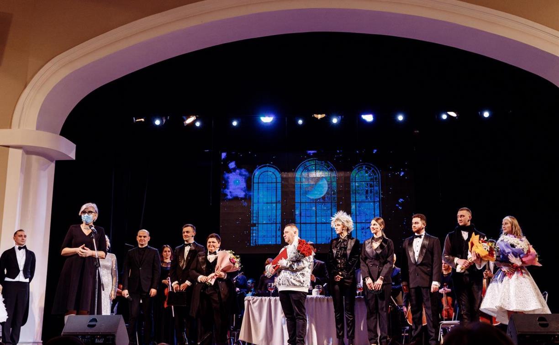 В Концертном зале Тульской областной филармонии состоялся юбилейный вечер Вениамина Наймана