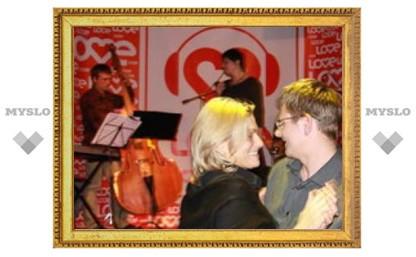 В Туле прошел вечер любви и джаза