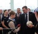 В хоккейном турнире в Новомосковске примет участие команда из Приморья