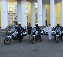 Сотрудники ГИБДД рассказали детям о правилах дорожного движения