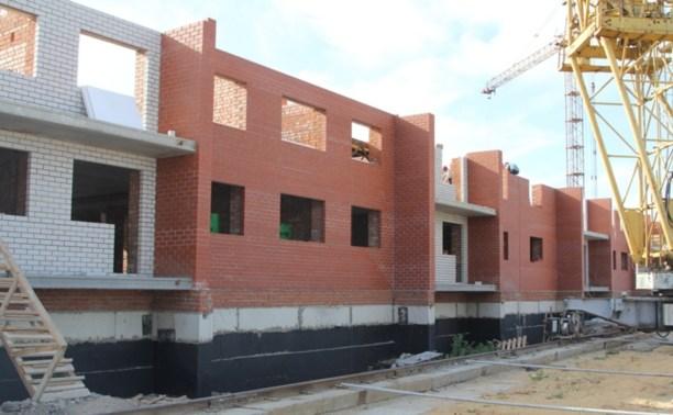 389 семей получат квартиры в новостройке в Скуратово