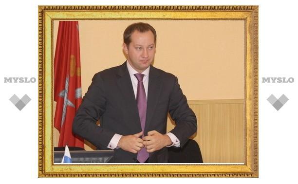 Тульская прокуратура внесла Александру Ядыкину представление