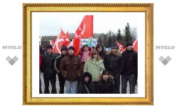 Тульскую военную эстафету выиграли экономисты