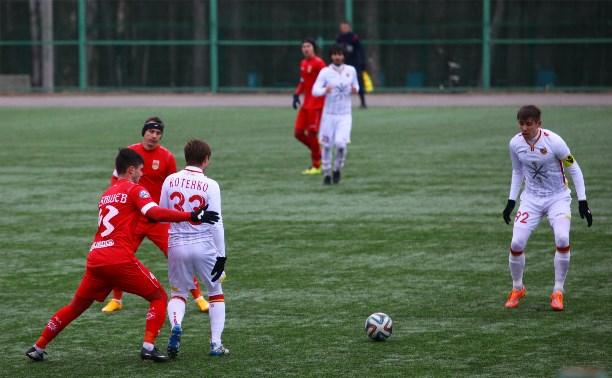 Молодёжка «Арсенала» сыграла вничью со сверстниками из «Уфы»
