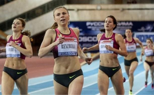 Екатерина Реньжина стала бронзовым призёром Чемпионата России