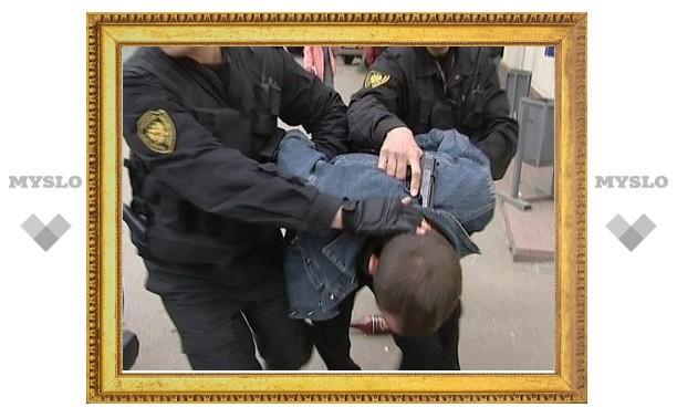Жителя Тульской области поймали с героином