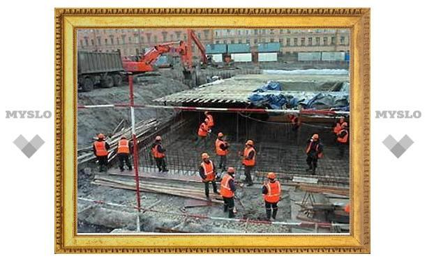 На строителя котлована для Мариинки-2 подали в суд