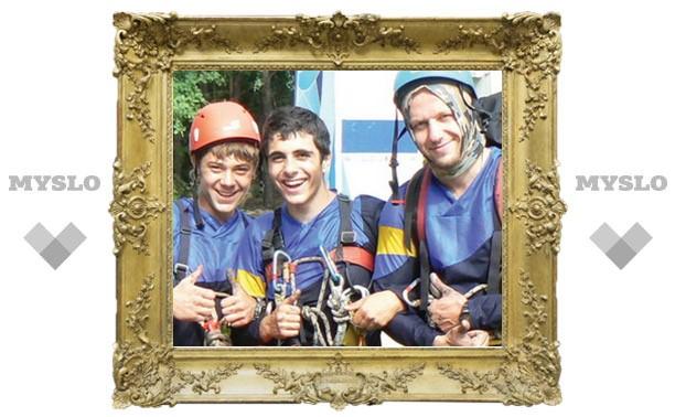 Тульские подростки стали лучшими спасателями