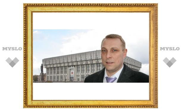 В Туле провели обыск в кабинете заместителя Иванцова