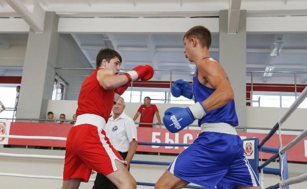В Тульской области стартовал чемпионат ЦФО по боксу