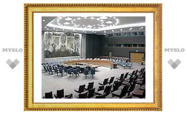СБ ООН обсудил полеты ВВС РФ над Южной Осетией